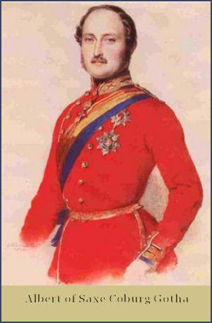 Albert of Saxe-Coburg-Gotha, manžel Viktórie